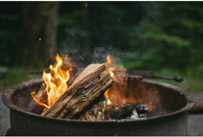Why the perfect fire will transform your outside space