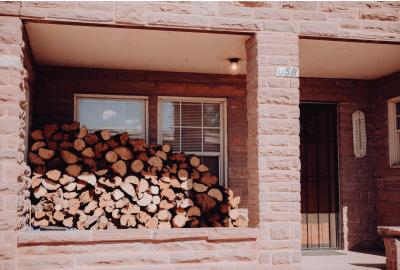 Wood Shelter: Our top tips for safely storing your firewood