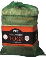 Real Wood Logs - Net
