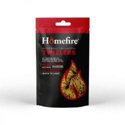 Homefire Twizlers (Wood Wool) Natural Firelighters