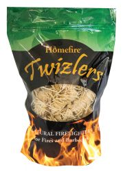 Homefire Twizlers (Wood Wool) Natural Firelighters