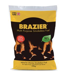 Brazier Multi Purpose Smokeless Fuel