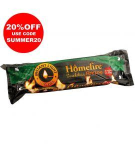 Homefire Instant Light Smokeless Fire Log