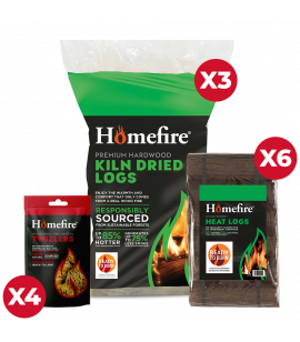 Firepit Bundle