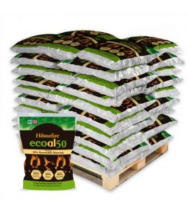 Ecoal Smokeless Coal Full Pallet