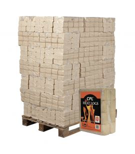 RUF Heat Logs Pallet