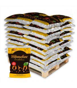 Homefire Smokeless Coal - 40 x 25kg bags - Full Pallet