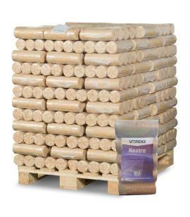 Verdo Nestro Heat Logs Pallet