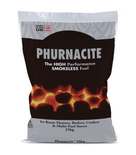 Phurnacite - The High Performance Smokeless Fuel