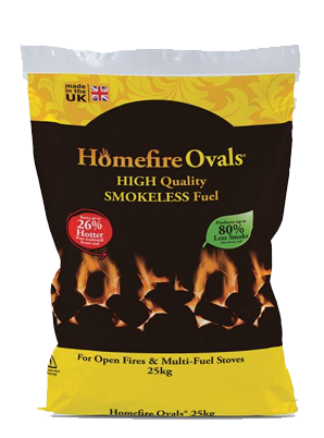 Homefire Ovals Smokeless Coal